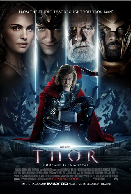 Thor Poster